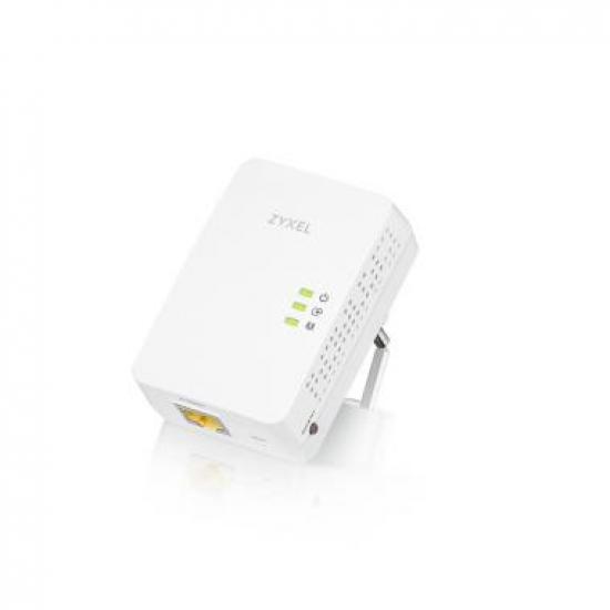 Zyxel PLA5405 v2 1200 Mbit/s Eingebauter Ethernet-Anschluss Weiß 2 Stück(e)