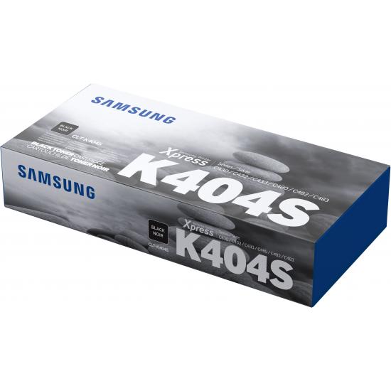 Samsung CLT-K404S Original Schwarz 1 Stück(e)