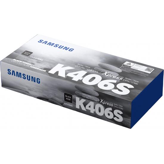 Samsung CLT-K406S Original Schwarz 1 Stück(e)