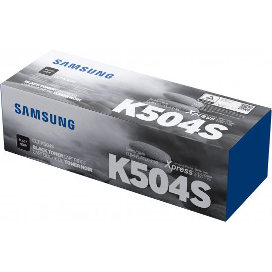 Samsung CLT-K504S Original Schwarz 1 Stück(e)