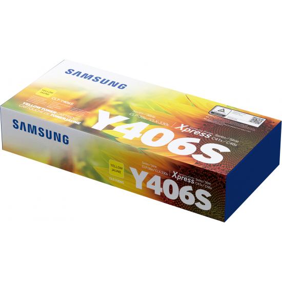 Samsung CLT-Y406S Original Gelb 1 Stück(e)