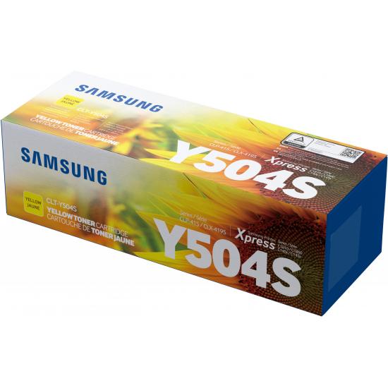 Samsung CLT-Y504S Original Gelb 1 Stück(e)