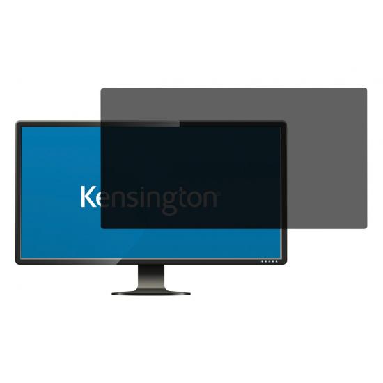 """Kensington Blickschutzfilter - 2-fach, abnehmbar für 24"""" Bildschirme 16:9"""