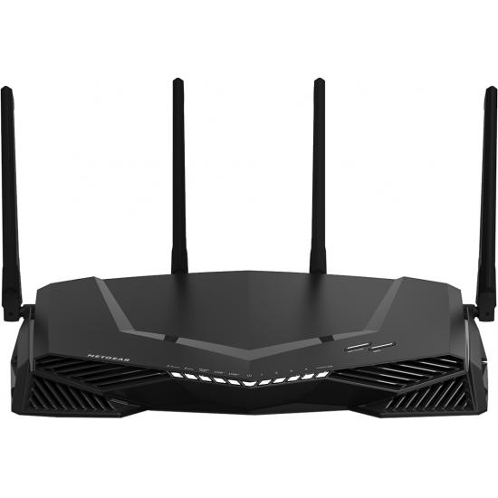 Netgear XR500 WLAN-Router Gigabit Ethernet Dual-Band (2,4 GHz/5 GHz) Schwarz