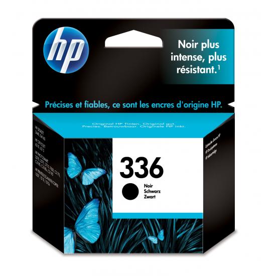 HP 336 Original Schwarz 1 Stück(e)