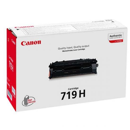 Canon CRG 719H BK Original Schwarz 1 Stück(e)