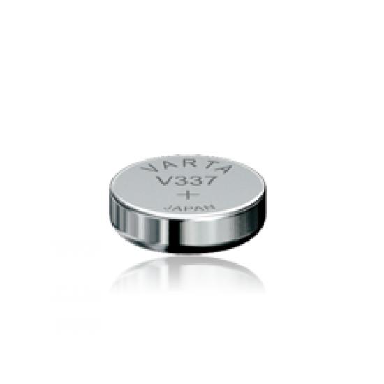 Varta 00337101111 Einwegbatterie Siler-Oxid (S)