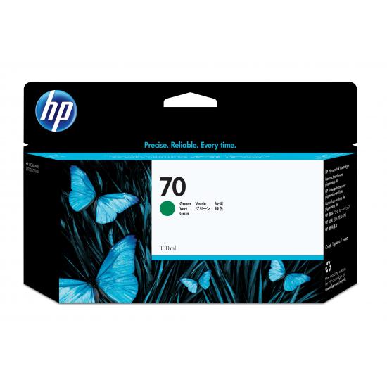 HP 70 Original Grün