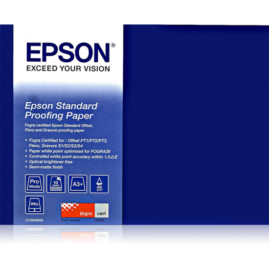 Epson Standard Proofing Paper 240, 17 Zoll x 30,5 m