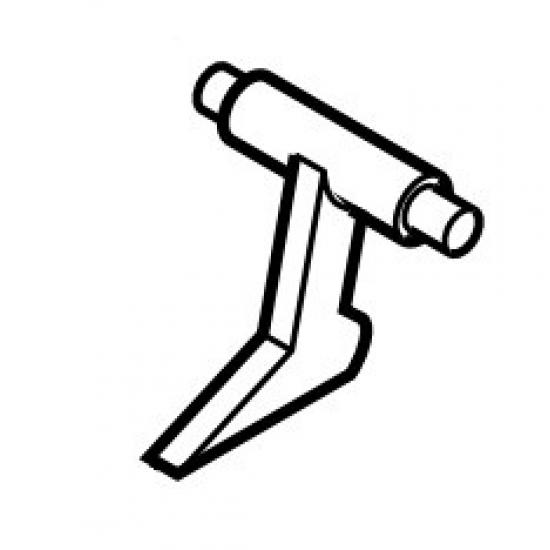 KYOCERA 5MVX222XN002 Drucker-/Scanner-Ersatzteile Trennplatte