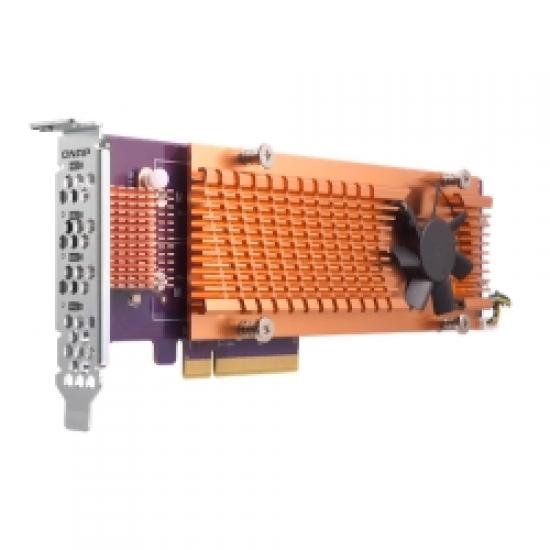 QNAP QM2 Schnittstellenkarte/Adapter M.2 Eingebaut