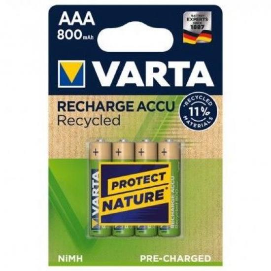 Varta 56813 101 404 Haushaltsbatterie Wiederaufladbarer Akku Nickel-Metallhydrid (NiMH)