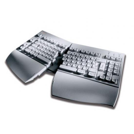 Fujitsu KBPC E DE Tastatur USB Weiß