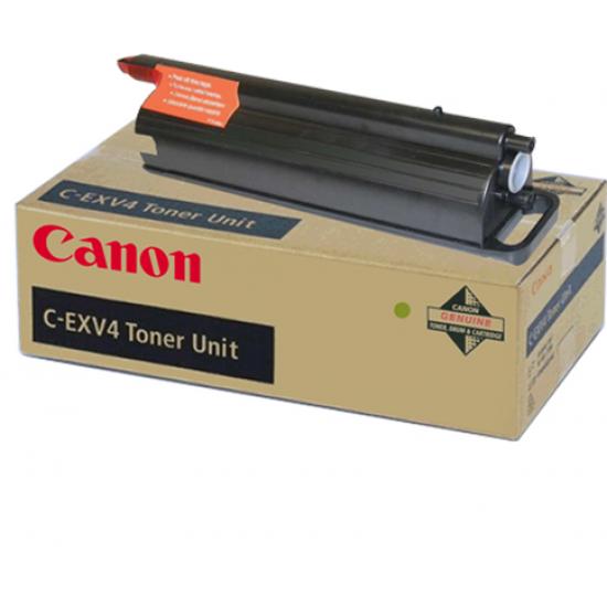 Canon C-EXV4 Original Schwarz 1 Stück(e)