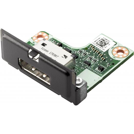HP Puerto DisplayPort Flex IO Schnittstellenkarte/Adapter Eingebaut