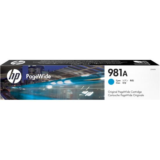 HP 981A Original Cyan