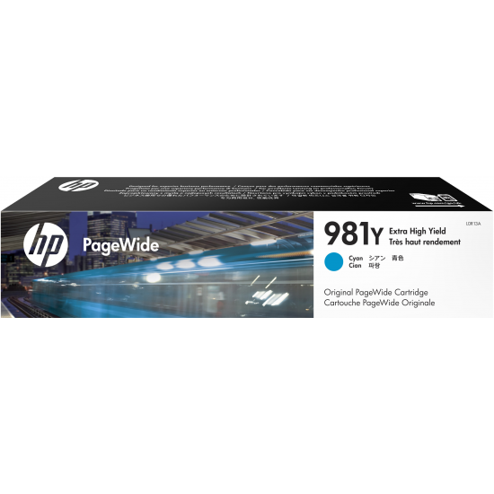 HP 981Y Original Cyan