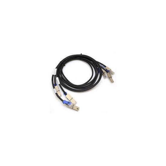 Fujitsu S26361-F3210-L431 Serial Attached SCSI (SAS)-Kabel 6 Gbit/s Schwarz