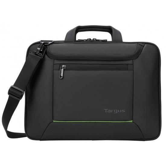 """Targus Balance Ecosmart 14"""" Notebooktasche 35,6 cm (14 Zoll) Aktenkoffer Schwarz"""