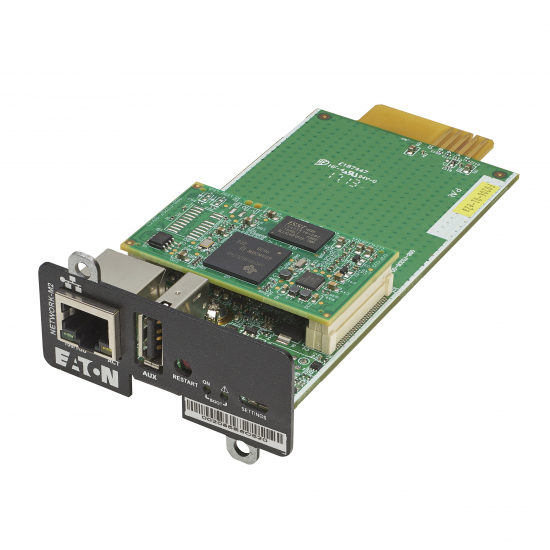 Eaton NETWORK-M2 Netzwerkkarte Ethernet 1000 Mbit/s Eingebaut