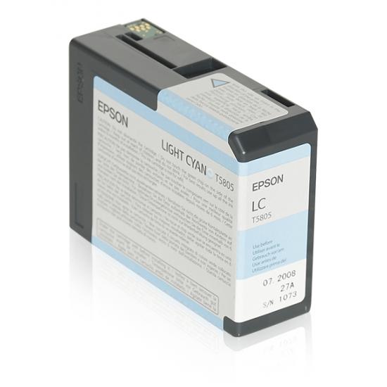 Epson Singlepack Light Cyan T580500