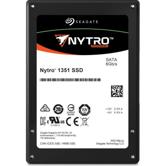 "Seagate Nytro 1351 2.5"" 480 GB Serial ATA III 3D TLC"