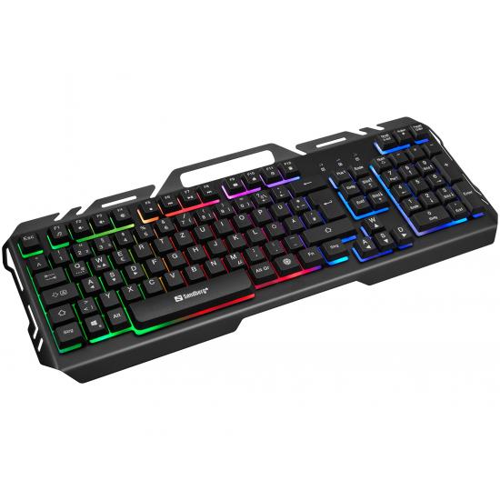 Sandberg IronStorm Keyboard DE Tastatur