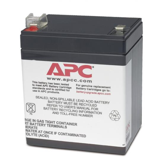 APC Battery Cartridge Plombierte Bleisäure (VRLA)