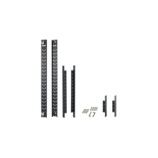 APC NetShelter SX 48U 600mm Wide Recessed Rail Kit