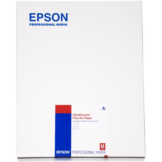 Epson Ultrasmooth Fine Art Paper, DIN A2, 325 g/m², 25 Blatt