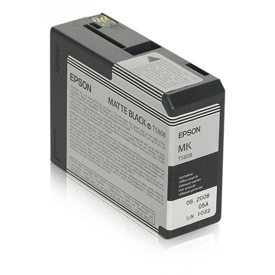 Epson Singlepack Matte Black T580800