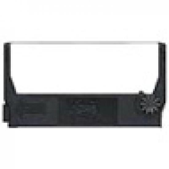 Epson ERC23B Farbbandkassette für TM-267/II, -250, -270, -280, M-260-Serie, Schwarz