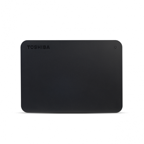 Toshiba Canvio Basics Externe Festplatte 4000 GB Schwarz