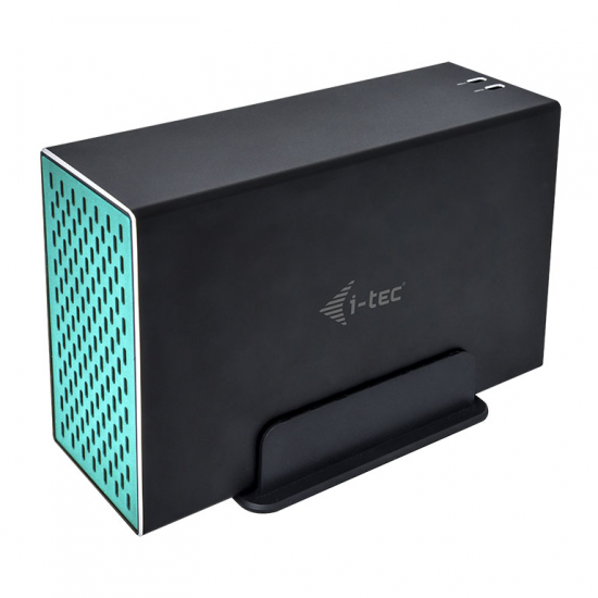 "i-tec MySafe USB 3.0 / USB-C External case for 2x 3,5"" SATA HDD, RAID 0/1/JBOD Support"