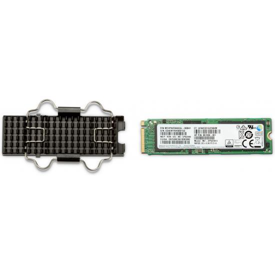 HP Z Turbo Drive M.2 256 GB PCI Express 3.0 TLC NVMe