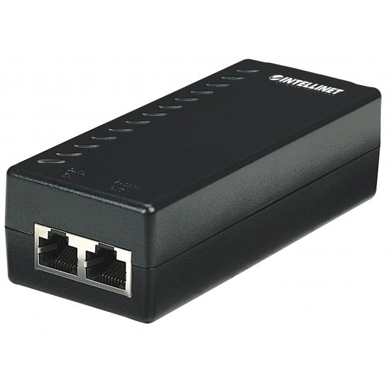 Intellinet PoE-Injektor, 1 Port, 48 V, IEEE 802.3af-konform
