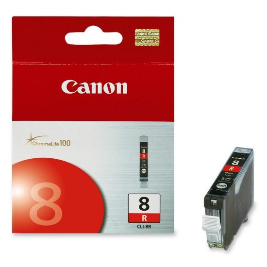 Canon CLI-8R Original Rot 1 Stück(e)