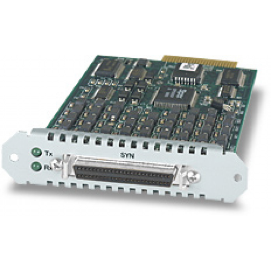 Allied Telesis 1-Port Synchronous (to 2Mbps) PIC Switch-Komponente