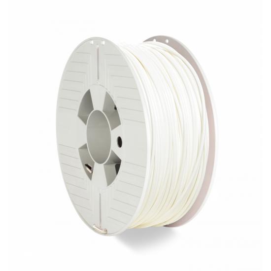 Verbatim 55328 3D-Druckmaterial Polyacticsäure (PLA) Weiß 1 kg
