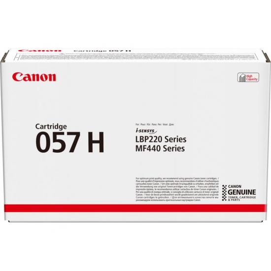 Canon i-SENSYS 057H Original Schwarz 1 Stück(e)