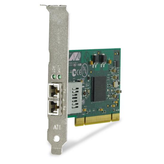 Allied Telesis 1000SX LC desktop fiber Network Interface Card (PCI) 1024, 100 Eingebaut