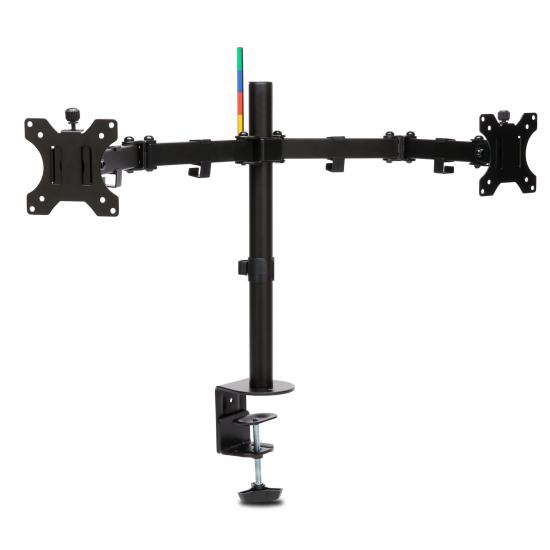 Kensington K55409WW Flachbildschirm-Tischhalterung 81,3 cm (32 Zoll) Schwarz