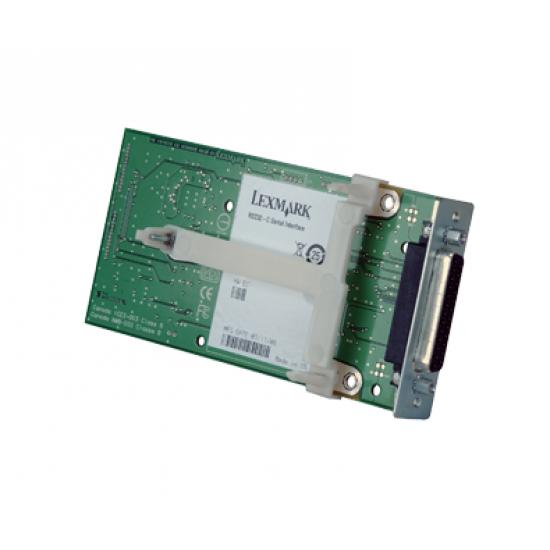 Lexmark 24Z0064 Schnittstellenkarte/Adapter Eingebaut Seriell