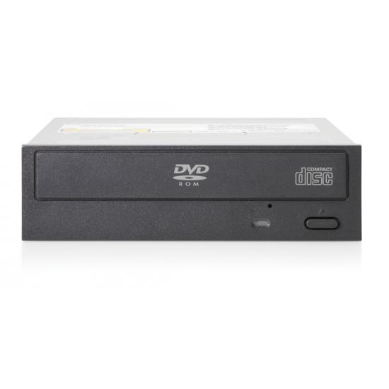 HP 581599-001 Optisches Laufwerk Eingebaut Schwarz DVD-ROM