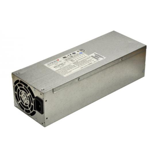 Supermicro PWS-401-2H Netzteil 400 W 24-pin ATX 2U Gebürsteter Stahl