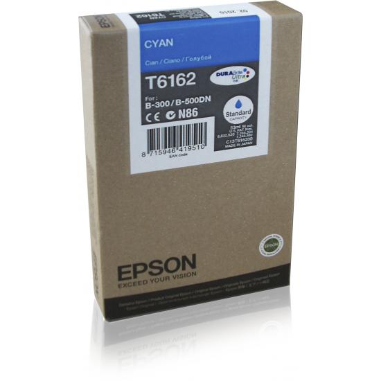 Epson Tintenpatrone SC Cyan 3.5k