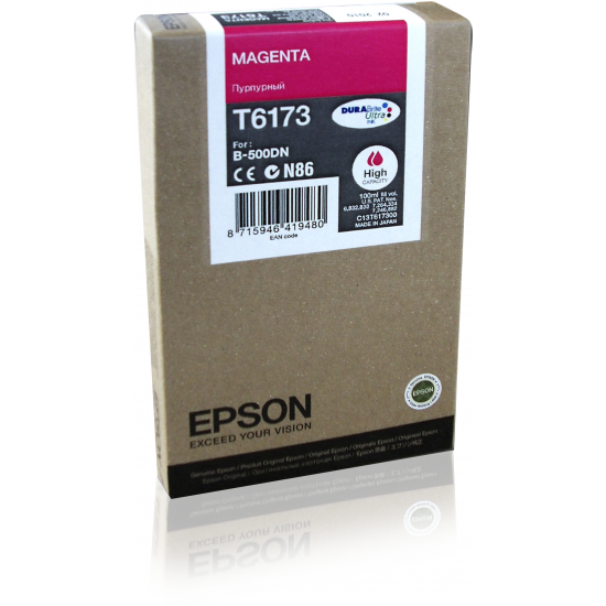 Epson Tintenpatrone HC Magenta 7k
