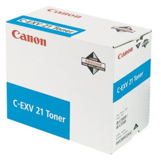 Canon C-EXV 21 Original Cyan 1 Stück(e)