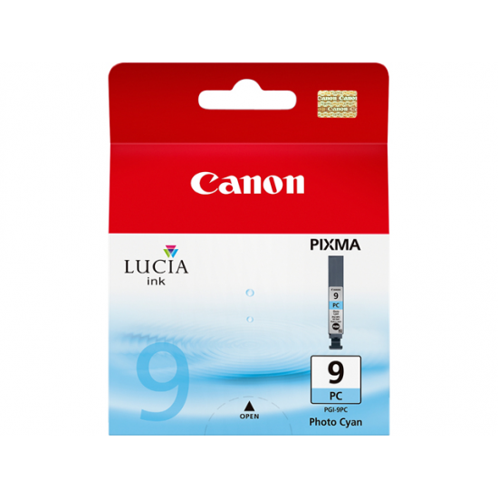 Canon PGI-9PC Original Foto zyan 1 Stück(e)