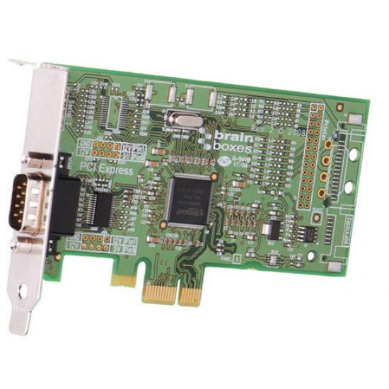 Lenovo PX-235 PCI Express - RS232 Schnittstellenkarte/Adapter Eingebaut Seriell